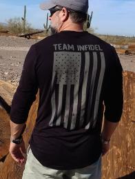 Team Infidel Printed Shirt