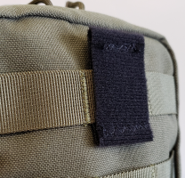 Double Stiched Velcro Molle Webbing Adapter