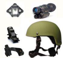 Helmet Night Vision Combo Package