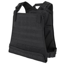 Black Compact Plate Carrier