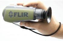 Lightweight FLIR Scout Series Thermal Handheld Camera