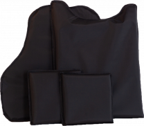 MOPC Pistol Inserts - Soft Body Armor